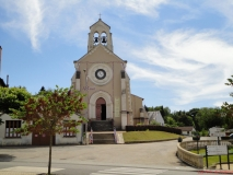 Eglise Châteauneuf la Forêt(1)