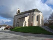 Eglise Châteauneuf la Forêt (4)