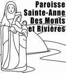 Logo Paroisse Ste Anne
