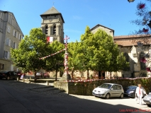 Collégiale Eymoutiers
