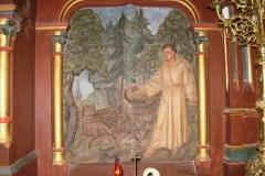 St Psalmet et le loup